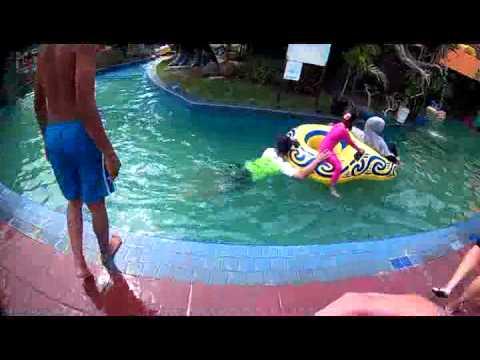 Suncity Sidoarjo Youtube Taman Air Kab