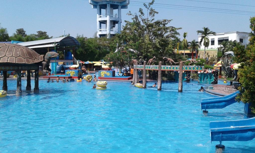 Suncity Water Park Sidoarjo Catatan Harian Qc Inspector Wahana Andalan