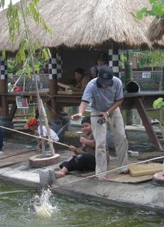 Delta Fishing Club Warung Lesehan Kolam Pancing Terbaik Jumpai Sidoarjo