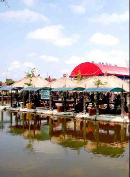Delta Fishing Sidoarjo 1001malam Hotel Sekitar Tempat Pemancingan Kab