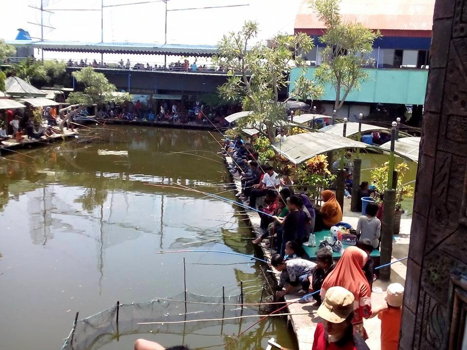 Delta Fishing Sidoarjo Haya Zone Hari Tersebut Jum Mas Chris