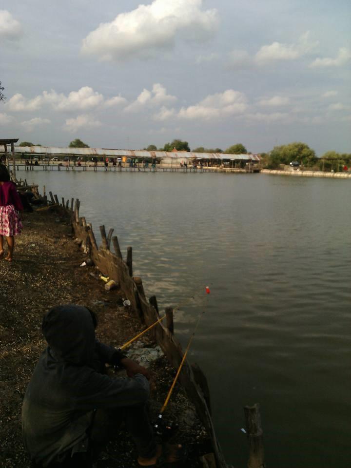 Info Kolam Pancing Surabaya Sekitarnya Gomancing Sidoarjo Kalang Anyar Tempat