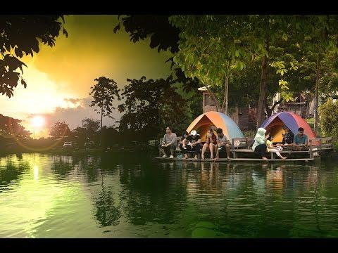 Wisata Memancing Kusuma Tirta Minapolitan Sidoarjo Youtube Tempat Pemancingan Delta