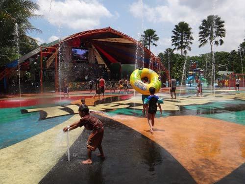 14 Wahana Wisata Jungle Bogor Tempat Terbaik Bermain Air Sambil