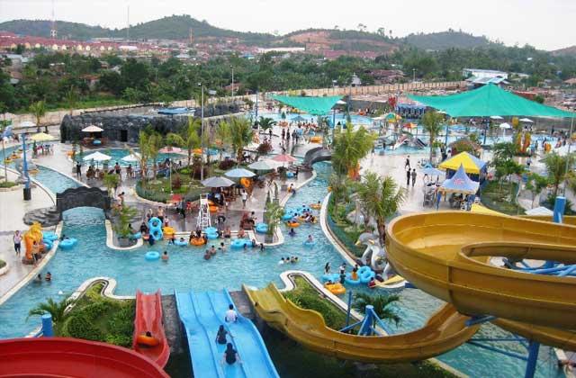 Gumul Paradise Island Wisata Air Kediri Min Jpg Jungle Waterpark