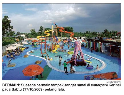 Indonesian Water Park Page 2 Skyscrapercity Wisata Air Jungle Waterpark