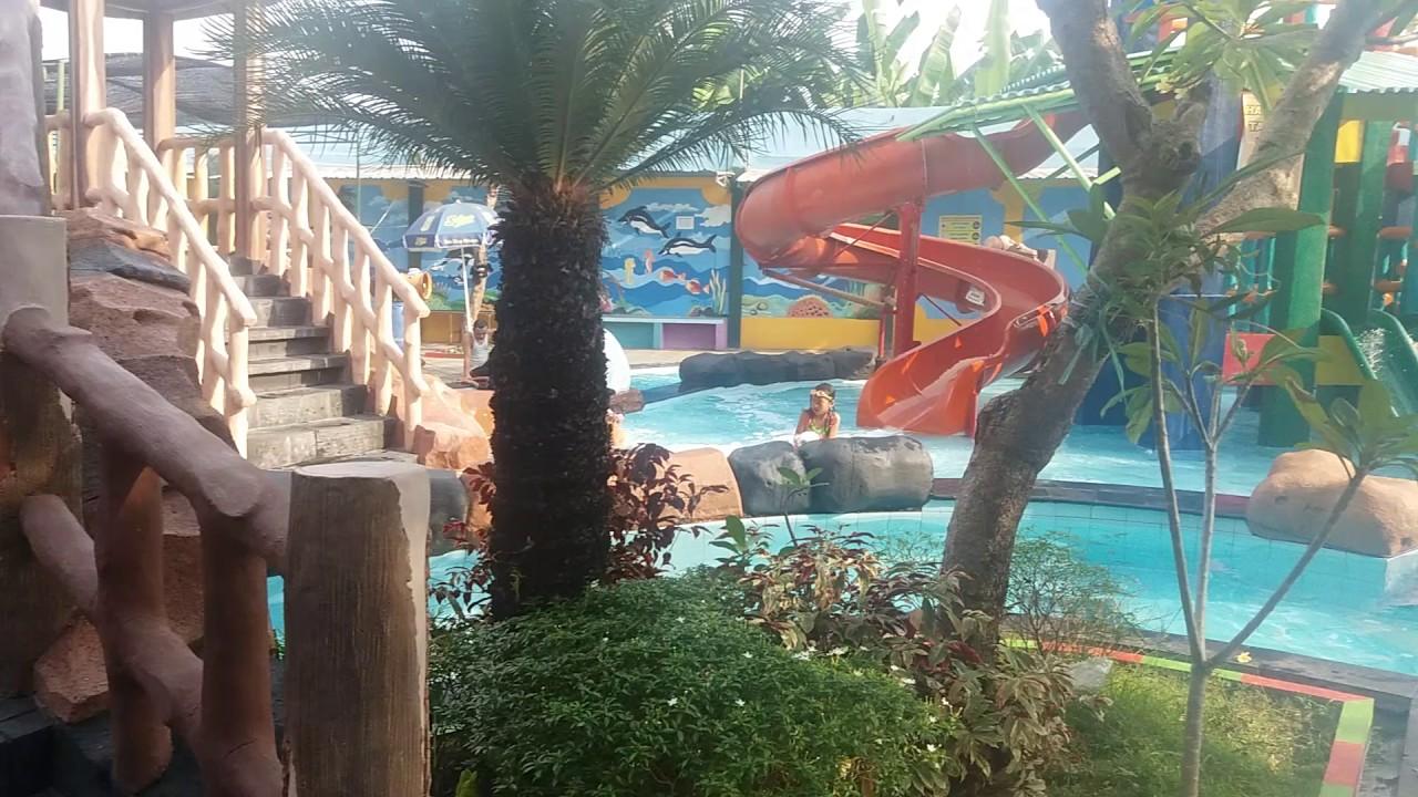 Ktg Jugle Water Park Tanggulangin Sidoarjo Youtube Wisata Air Jungle