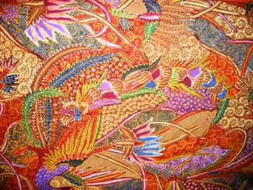 Batik Jetis Sidoarjo Pusaka Jawatimuran Wisata Kampoeng Kab