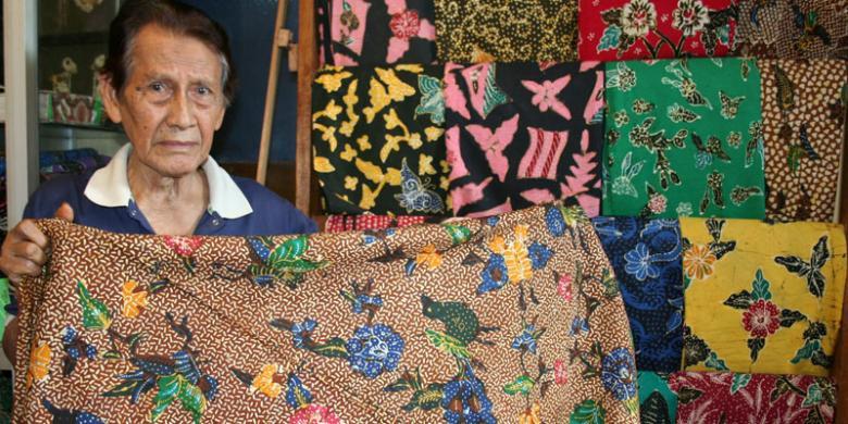 Batik Tulis Jetis Menghidupi Kompas Wisata Kampoeng Kab Sidoarjo