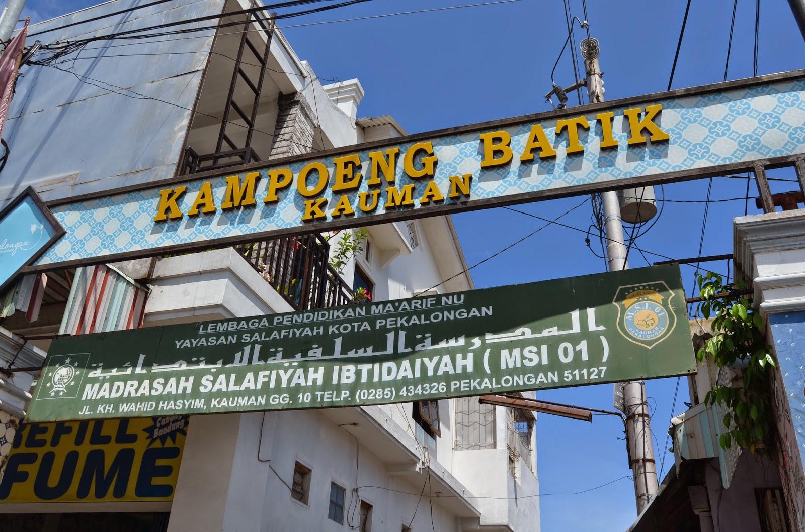 Berburu Batik Rekomendasi Kampung Bisa Kamu Kunjungi Wisata Kampoeng Jetis