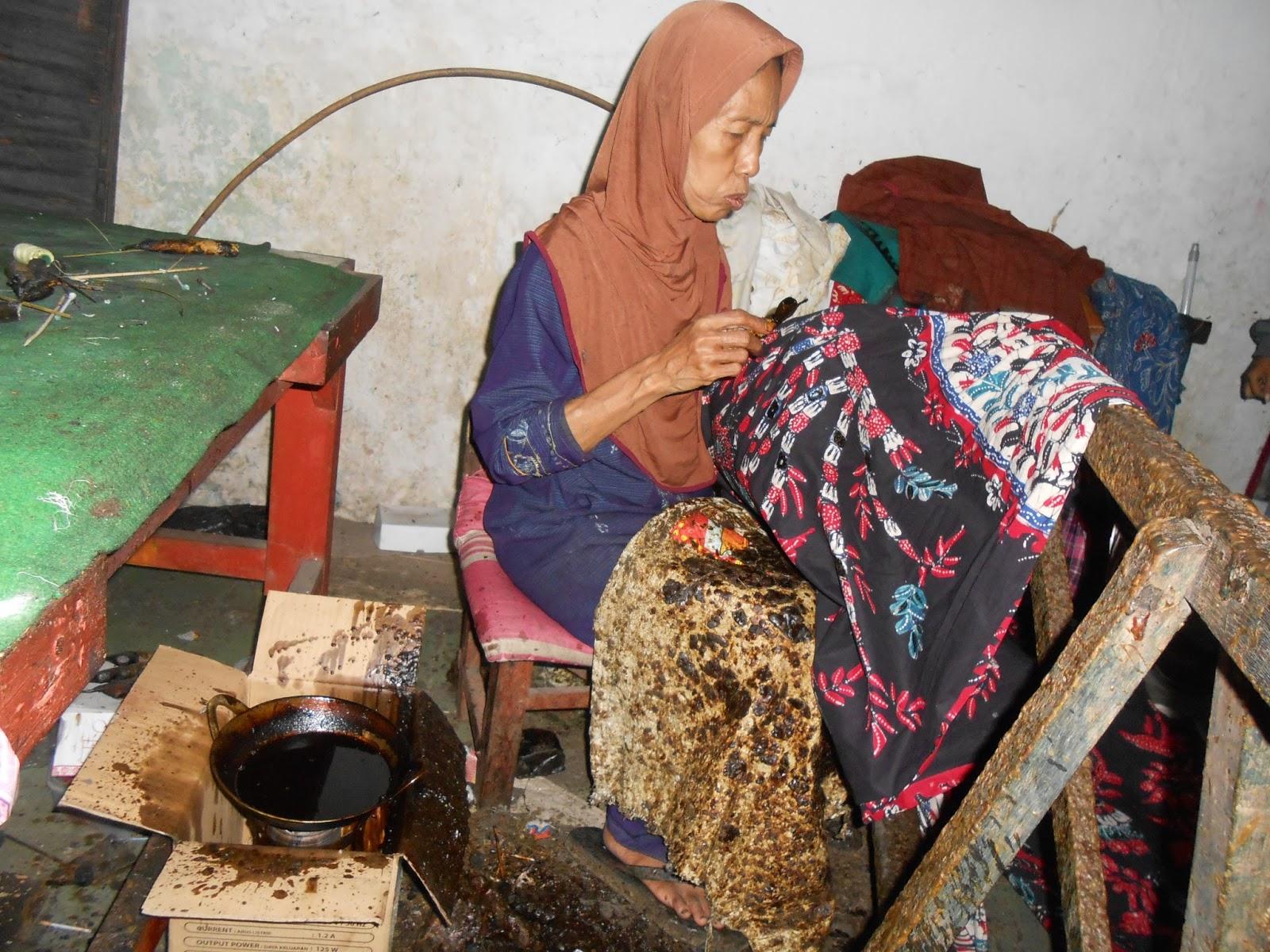 Inovasi Daerah Batik Jetis Pusaka Sejarah Warga Sidoarjo Gambar 2