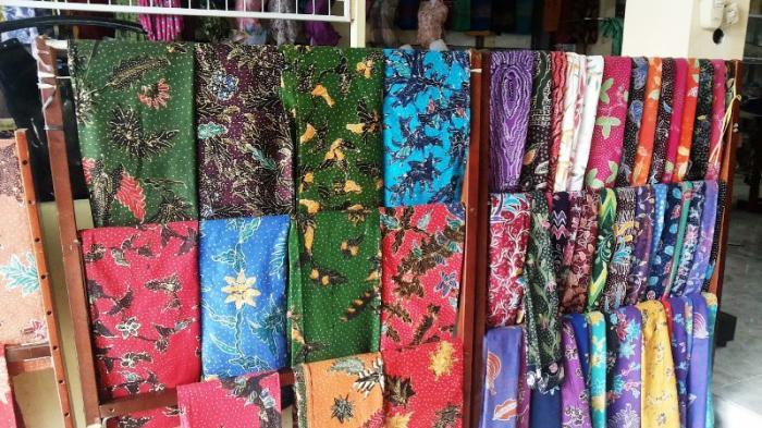 Kampoeng Batik Jetis Sidoarjo Eksis Sejak 1675 Beli Wisata Kab