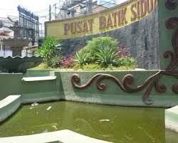 Sekilas Kampung Batik Jetis Sidoarjo Wisatasda Wisata Kampoeng Kab