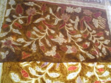 Sidoarjo Bangkit Potensi Batik Jetis Kampoeng Sebenarnya Puluhan Keahlian Diperoleh