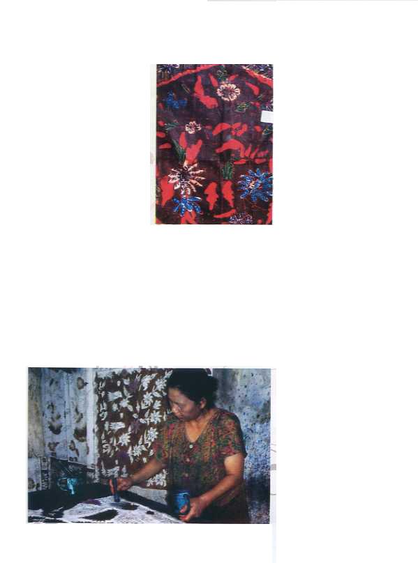 Sidoarjo Image Result Batik Lelah Wisata Kampoeng Jetis Kab