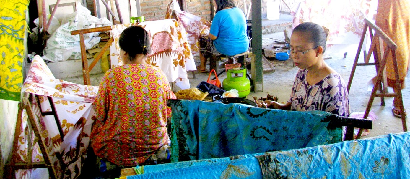 Sidoarjo Pun Ternyata Punya Warisan Batik Batikplatform Wisata Kampoeng Jetis