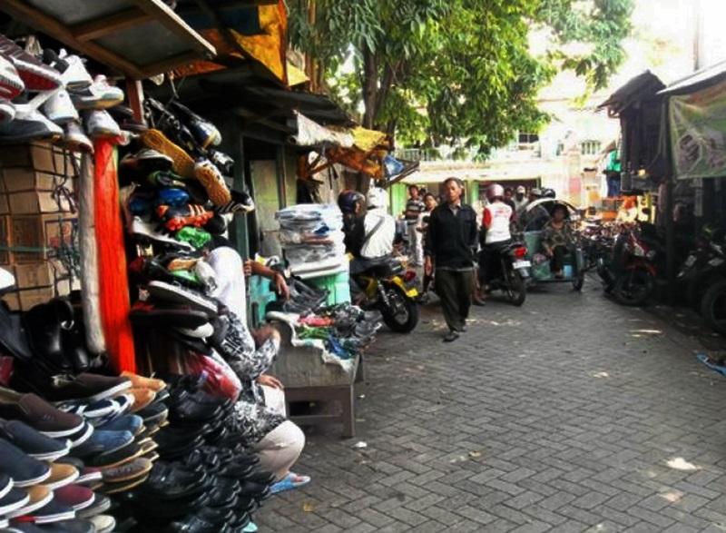 Tempat Wisata Sidoarjo Menarik Dikunjungi Travell Boy Kampoeng Batik Jetis