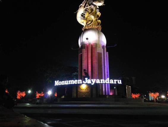 18 Tempat Wisata Sidoarjo Jawa Timur Terhits Monumen Kampung Sepatu