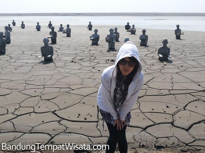 Daftar 6 Tempat Wisata Sidoarjo Jawa Timur Pantai 2 Lumpur
