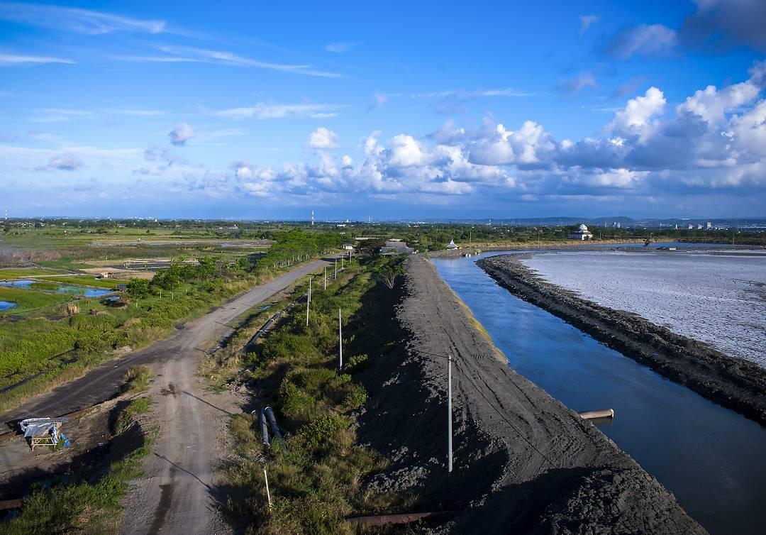 Tempat Wisata Sidoarjo Hits 2018 Kampung Sepatu Krian Kab