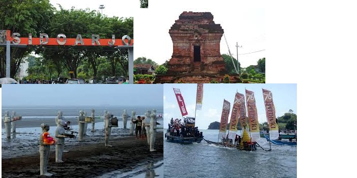 Wisata Jalur Mudik Pantura Jawa Timur Sidoarjo Sendiri Sebuah Daerah