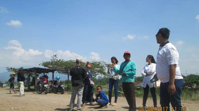 Asyiknya Jalan Kawasan Lumpur Lapindo Sidoarjo 3 Wisata Kab