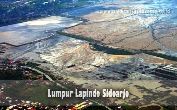 Lumpur Lapindo Sidoarjo Paket Wisata Bromo Malang Batu Jawa Timur