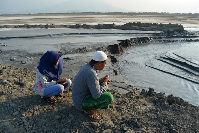 Peristiwa Makam Korban Lumpur Lapindo Direvitalisasi Wisata Kab Sidoarjo
