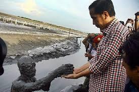 Presiden Jokowi Wapres Jk Atasi Korban Lumpur Lapindo Oleh Musni