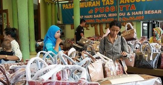 Pesona Keindahan Wisata Sentra Tas Tanggulangin Sidoarjo Daftar Tempat Indonesia