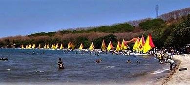 10 Tujuan Wisata Situbondo Ikaptk Pantai Pasir Putih Kabupaten Jawa