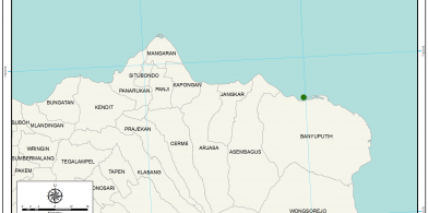 Marine Buddies Peta Kawasan Konservasi Industri Genteng Kalibagor Kab Situbondo