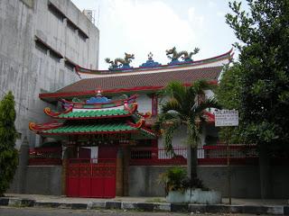 Daftar Alamat Kelenteng Bandung Jawa Barat Indonesia Nama Klenteng Shan