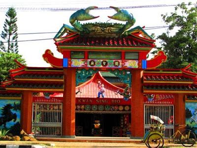 Daftar Alamat Kelenteng Tuban Jawa Timur Indonesia Poo Tong Biaw