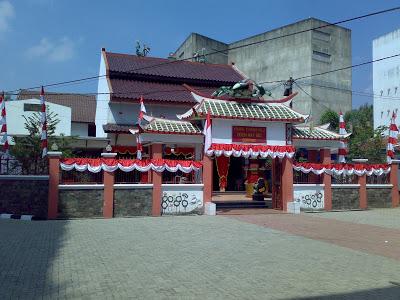 Kelenteng Boen Hay Bio Serpong Tangerang 300 Kuil Samudera Batas