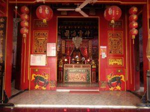 Klenteng Poo Tong Biaw Besuki Wisata Religi Situbondo Setelah Aun