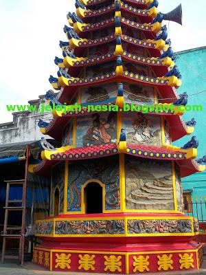 Patung Singa Hitam Kelenteng Poo Kiong Speed Blog Kilin Terdapat
