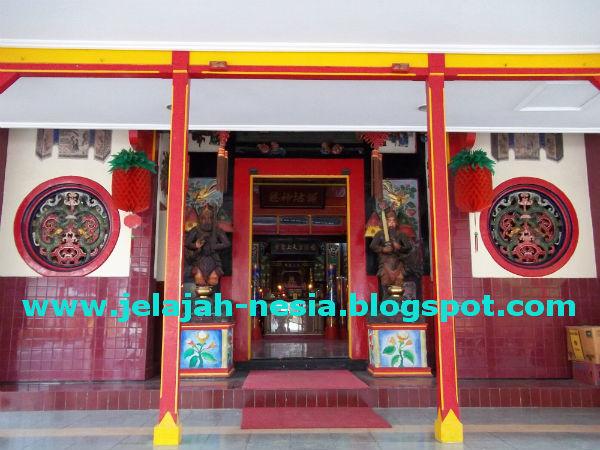 Www Jelajah Nesia Blogspot Kelenteng Hok Liong Kiong Indah Kedua