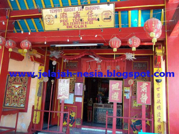 Www Jelajah Nesia Blogspot Kelenteng Poo Tong Biaw Mungil Kota