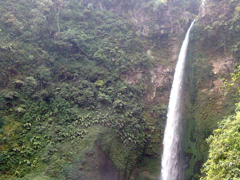 7 Obyek Wisata Situbondo Patut Dikunjungi Air Terjun Setancak Kolam