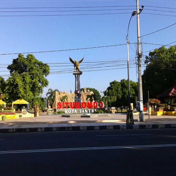 Photos Alun Situbondo Plaza Photo Muhammad 7 6 Wisata Taman