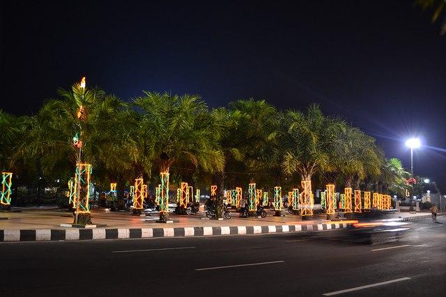 Sejarah Alun Jember Wisata Taman Kota Situbondo Kab
