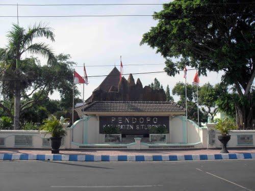 Taman Kota Alun Situbondo Hening Blog Pendopo Kabupaten Lembaga Pemasyarakatan