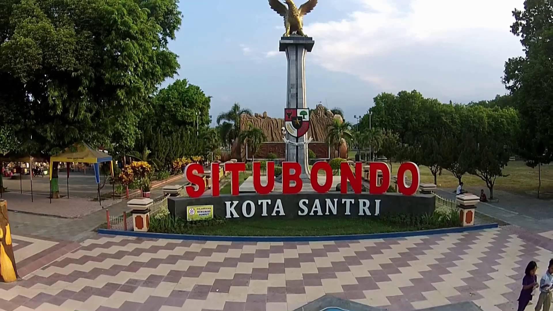 Wisata Kabupaten Situbondo Youtube Alun Taman Kota Kab