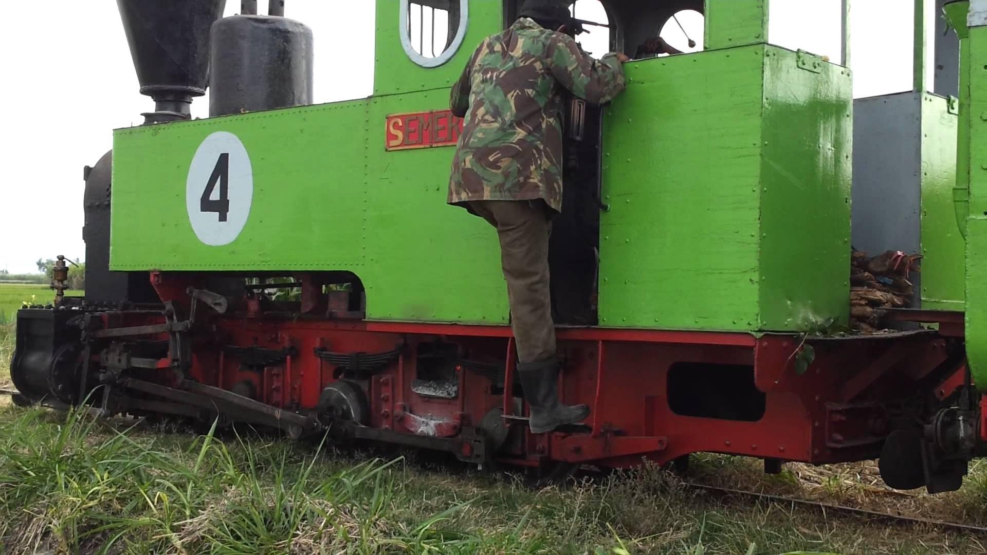 Locomotive Pg Olean Situbondo Part1 Youtube Wisata Pabrik Gula Kab