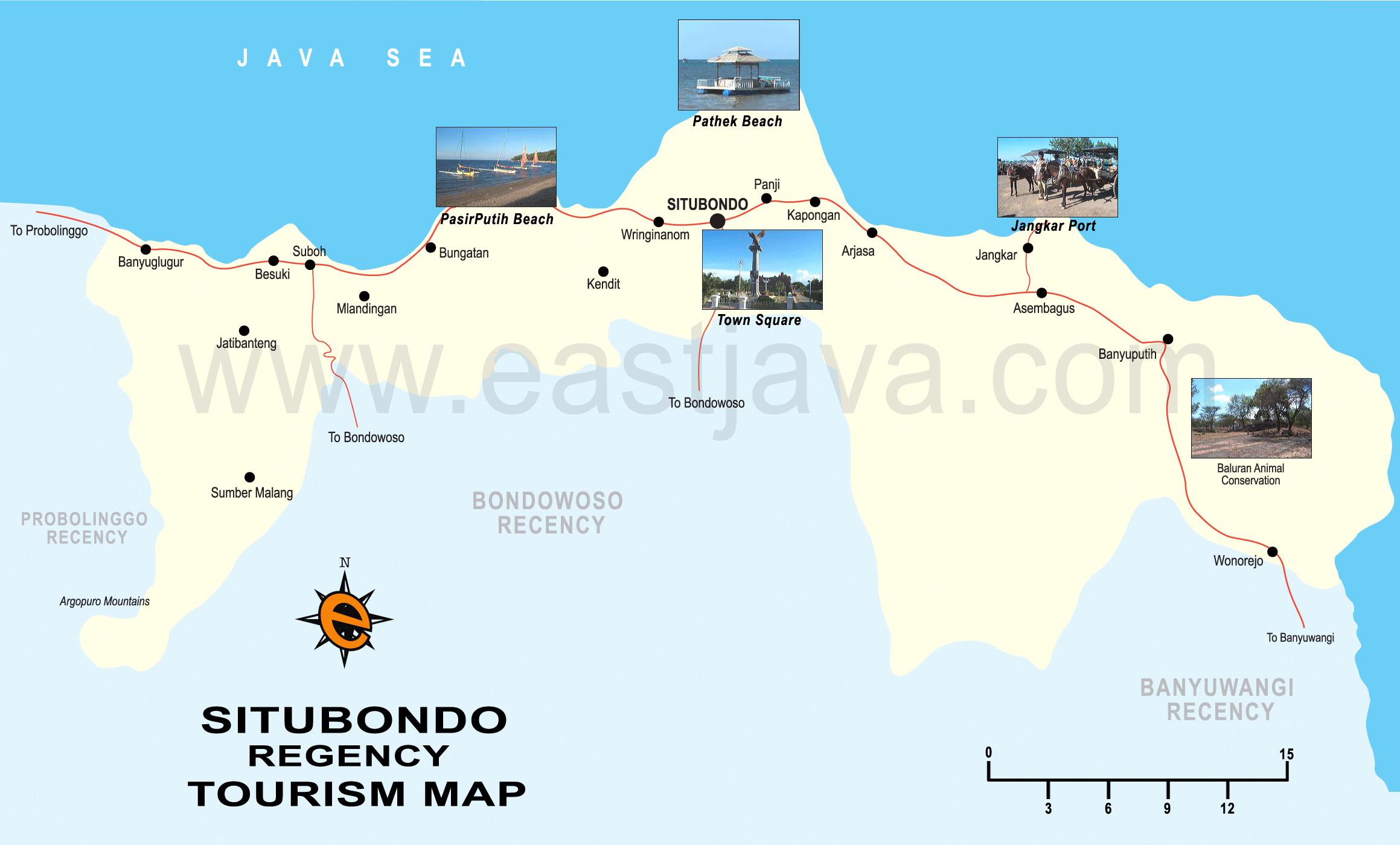 Mei 2011 Seluk Beluk Situbondo Pg Olean Terindah Dunia Map