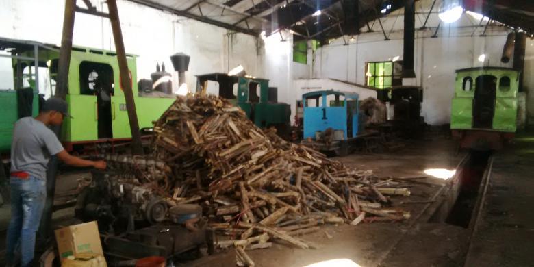 Mengintip Potensi Wisata Pabrik Gula Situbondo Cakrapedia Achmad Faizal Kompas