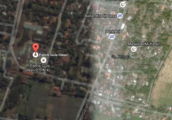 Pesona Keindahan Wisata Pabrik Gula Olean Situbondo Daftar Tempat Demikianlah