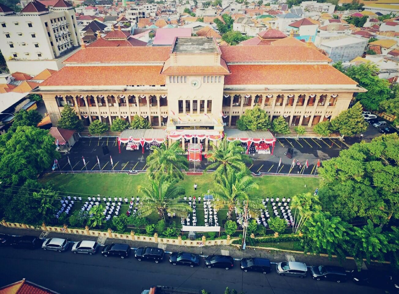 Pt Perkebunan Nusantara Xi Kantor Pusat Wisata Pabrik Gula Olean