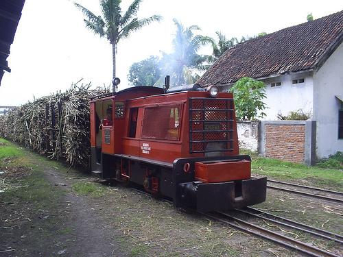 Semboyan35 Indonesian Railfans Mblusuk Jalur Lori Jaman Belanda Sumberharjo Aja